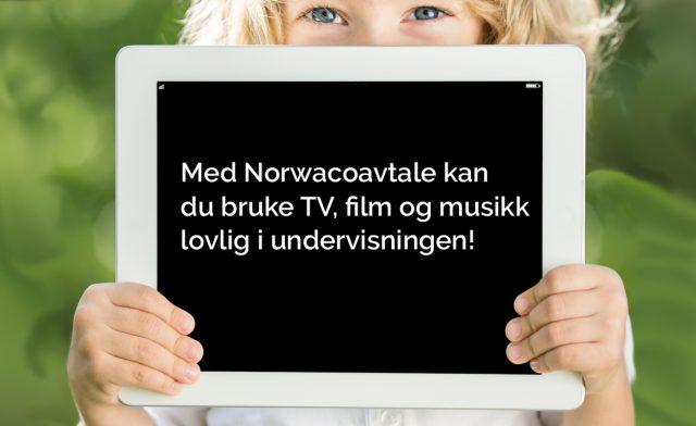 Musikk, TV og spillefilm i undervisning